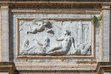 Loggetta del Sansovino, Venice, Italy