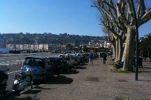 Lungomare Caracciolo, Naples, Italy