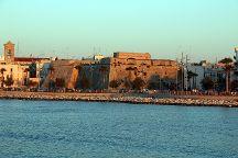 Lungomare Dalmazia, Mola di Bari, Italy