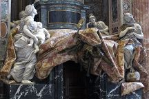 Monument to Alexander VII, Vatican City, Italy
