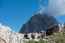 Museo all'Aperto delle 5 Torri, Cortina d'Ampezzo, Italy