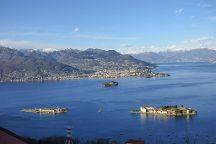 Navigazione Sulle Isole Borromee del Lago Maggiore, Stresa, Italy