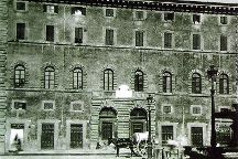 Palazzo dei Convertendi, Rome, Italy