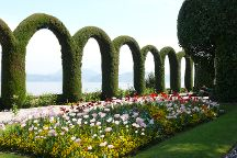 Park Pallavicino, Stresa, Italy