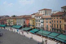 Piazza Bra, Verona, Italy