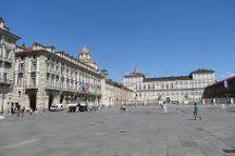 Piazza Castello, Turin, Italy