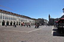 Piazza San Carlo, Turin, Italy