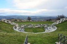 Pietrabbondante - Il Santuario, Pietrabbondante, Italy