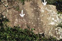 Piramide Etrusca Bomarzo o Sasso del Predicatore, Bomarzo, Italy