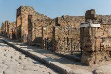 Pompeii Archaeological Park, Pompeii, Italy