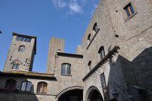Quartiere San Pellegrino, Viterbo, Italy