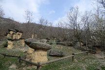 Riserva Naturale dei Ciciu del Villar, Villar San Costanzo, Italy