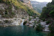 Riserva Naturale Orientata Cavagrande del Cassibile, Syracuse, Italy