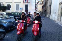 Rome by Vespa, Rome, Italy