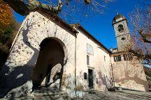 Sacro Monte di Ossuccio, Ossuccio, Italy
