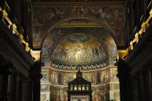 Santa Maria in Trastevere, Rome, Italy