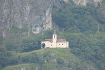 Santuario Della Madonna delle Grazie di San Martino, Griante, Italy