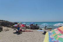 Spiaggia Baia Verde di Gallipoli, Gallipoli, Italy