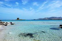 Spiaggia della Pelosetta, Stintino, Italy