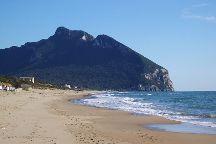 Spiaggia di Torre Paola, Sabaudia, Italy