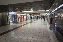 Stazione Roma Termini, Rome, Italy
