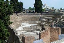 Teatro Grande, Pompeii, Italy
