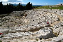Teatro Greco, Syracuse, Italy
