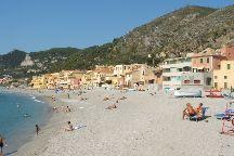 Varigotti Beach, Varigotti, Italy