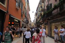 Via Mazzini, Verona, Italy