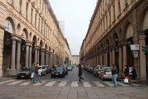 Via Roma, Turin, Italy