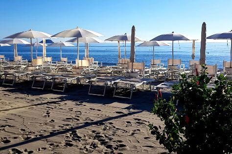 Babyla Beach & Bar, Laigueglia, Italy