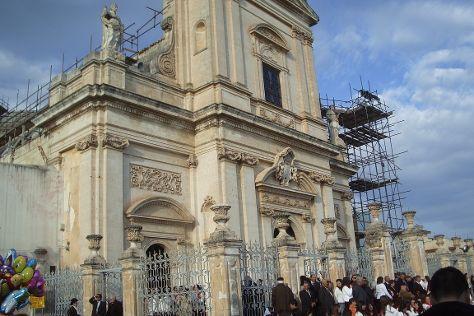 Basilica di Santa Maria Maggiore, Ispica, Italy