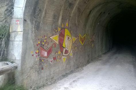 Biennale Arte Dolomiti, Cibiana di Cadore, Italy