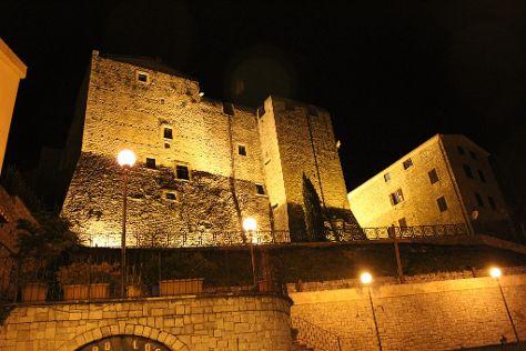 Castello Baronale di Maenza, Maenza, Italy