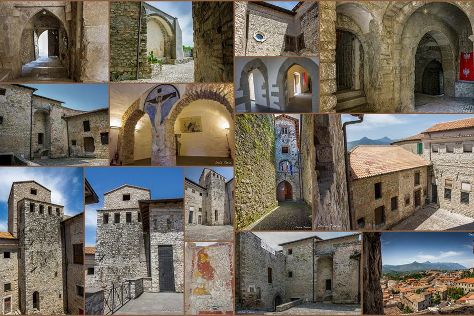Castello dei conti di Ceccano, Ceccano, Italy