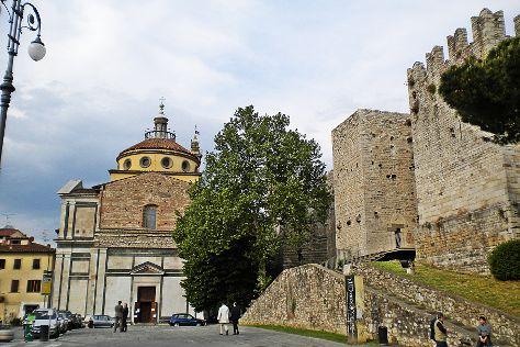 Castello dell'Imperatore, Prato, Italy