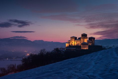 Castello di Brucoli, Brucoli, Italy