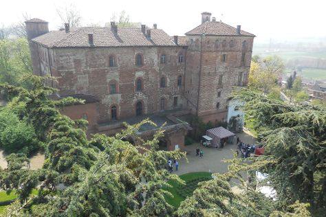 Castello di Pralormo, Pralormo, Italy