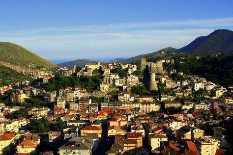 Castello Medioevale di Itri, Itri, Italy