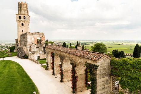 Castello San Salvatore, Susegana, Italy