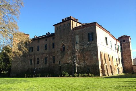 Castello Sannazzaro di Giarole, Giarole, Italy