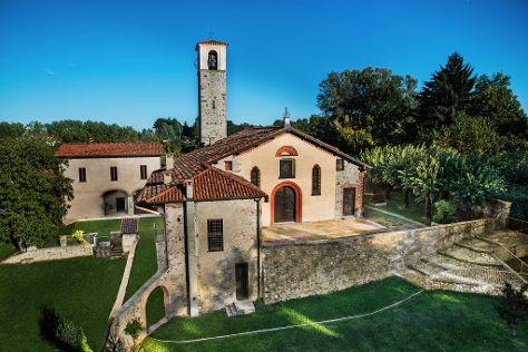 Chiesa di Santa Maria Annunciata, Brunello, Italy