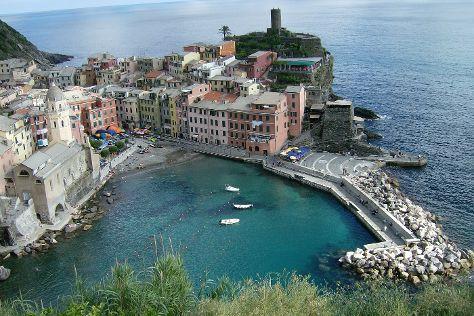 Cinque Terre Trails, Cinque Terre, Italy