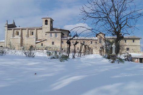 Convento santa Maria della Spineta, Fratta Todina, Italy