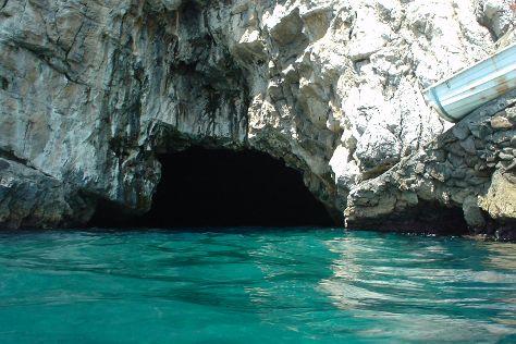 Grotte di Suppraiano, Praiano, Italy