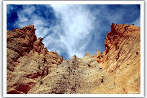 Lame Rosse, Fiastra, Italy