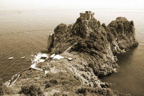 Lido Capo di Conca, Conca dei Marini, Italy
