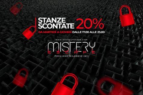 Mistery Escape, Pogliano Milanese, Italy
