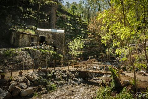 Mulino Loiacono, Drapia, Italy