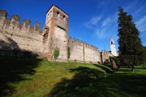 Mura di Lazise, Lazise, Italy